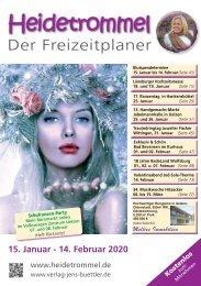 Heidetrommel Heft 190-WMD