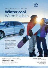 Volkswagen Automobile Chemnitz - 08.01.2020
