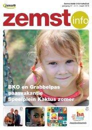Zemst Info - maart 2015