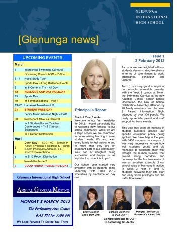 GIHS Newsletter Issue 1 2012.pdf - Glenunga International High ...