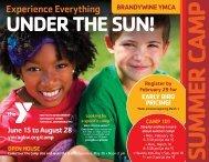Brandywine Summer Camp Guide - 2020