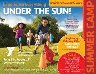 Lionville Summer Camp - 2020