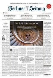 Berliner Zeitung 03.01.2020