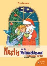 Petra Hartmann & Olena Otto-Fradina | Nestis und der Weihnachtssand