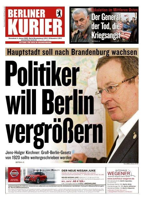 Berliner Kurier 04.01.2020