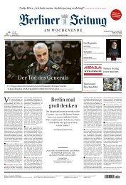 Berliner Zeitung 04.01.2020