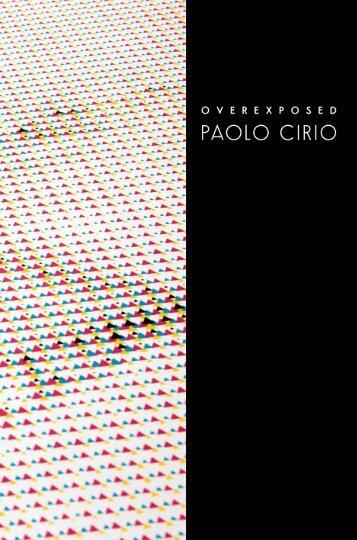 Overexposed - HD Stencis - Catalog CIRIO's show at NOME, 2015