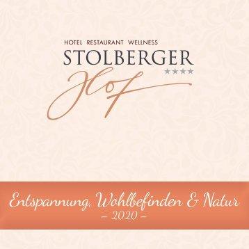 Entspannung, Wohlbefinden & Natur im Hotel Stolberger Hof / Harz