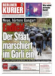 Berliner Kurier 05.01.2020