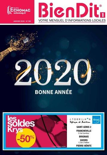 BIEN DIT 1 - JANVIER 2020