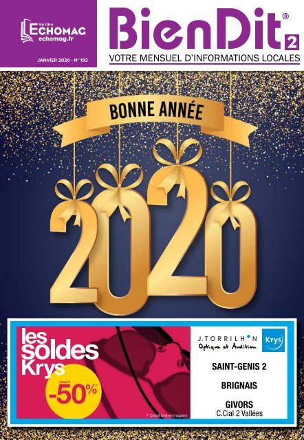 BIEN DIT 2 - JANVIER 2020