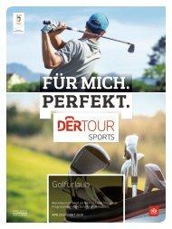 Golfurlaub Sommer 20