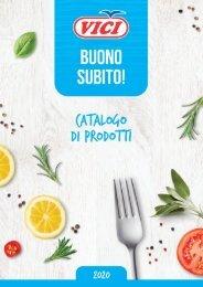 Catalogo Di Prodotti VIČI 2019-2020