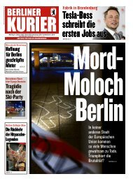 Berliner Kurier 06.01.2020