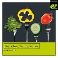 Semillas de hortalizas 2020