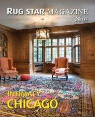 Rug Star MAGAZINE 04 - Intimacy Chicago