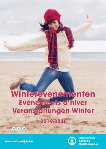 Winterbrochure 2019-2020 Koksijde-Oostduinkerke