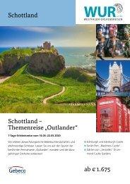 Outlander Schottland