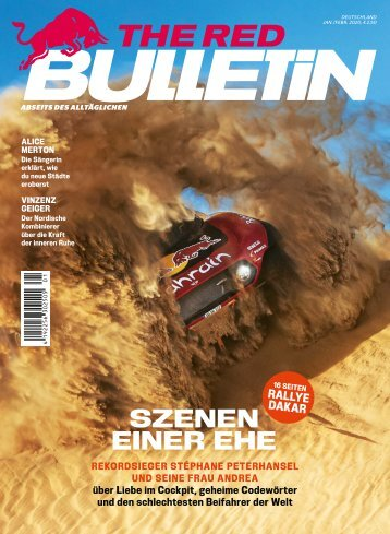 The Red Bulletin Januar 2020 (DE)