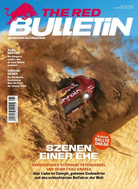 The Red Bulletin Januar 2020 (DE)