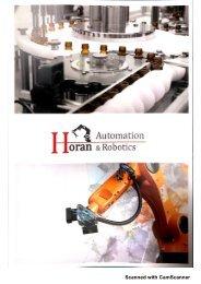 Horan Automation Brochure 2020