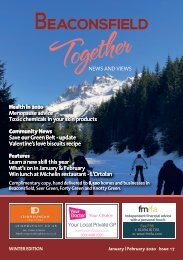 Beaconsfield Together - January / February 2020 Issue