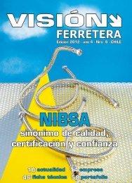 Revista Vision Ferretrea Edic 09