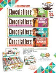 $1 Chocolatiers Bars