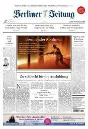 Berliner Zeitung 07.01.2020