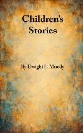 Children's Stories by Dwight L. Moody