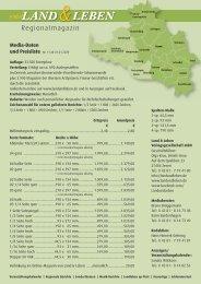 Mediadaten Land & Leben 1-2020