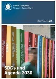 Global Compact Jahrbuch 2019: SDGs und Agenda 2030