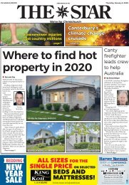The Star: January 09, 2020