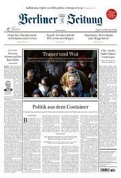 Berliner Zeitung 07.12.2019