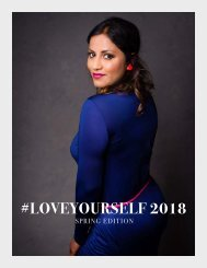 Loveyourself 2018 Spring Edition