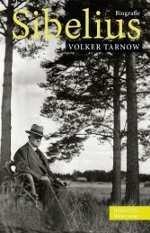Leseprobe: Sibelius Biografie