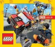 LEGO Endkundenbroschüre 2020