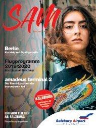 Salzburg Airport Magazin SAM 03-2019