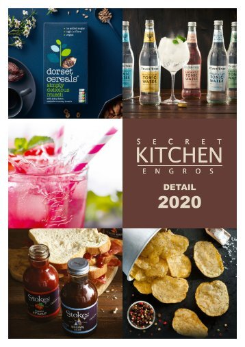 Secret Kitchen Katalog 2020 DETAIL
