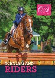 Riding Brochure 2019-20