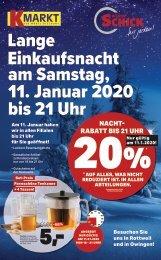 2020/05 - Wohn Schick ET: 10.01.2020