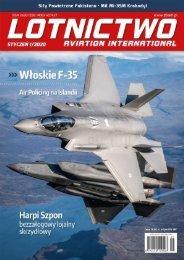 Lotnictwo Aviation International 1/2020 short