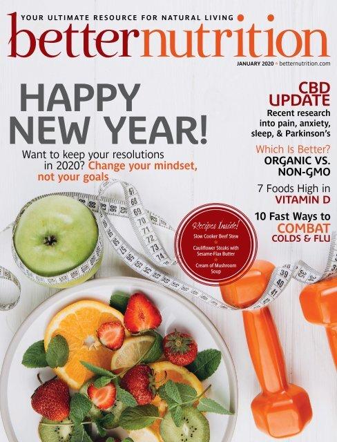 Better Nutrition January 2020