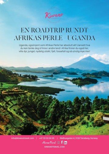 En Roadtrip rundt Afrikas perle - Uganda