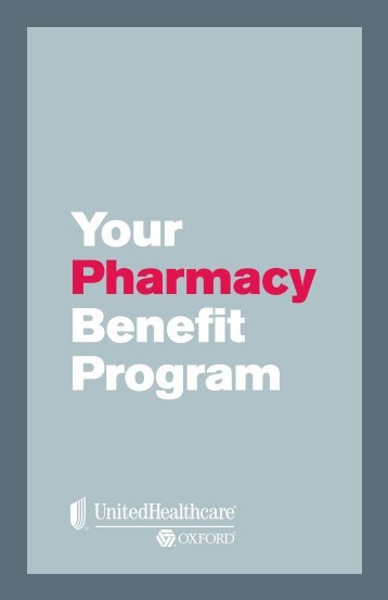 Your Pharmacy Benefit Program - RennerBrown
