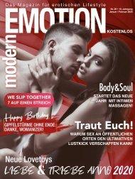 Modern Emotion 01-02/2020