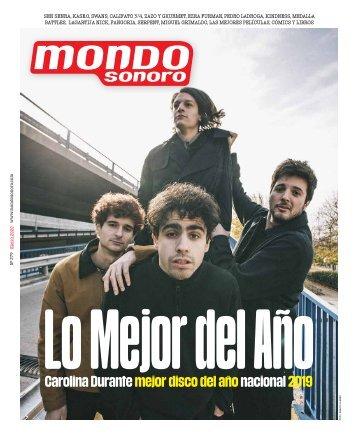 MondoSonoro Enero 2019