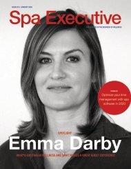 Spa Executive | Issue 14 | January 2020