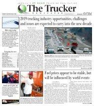 The Trucker Newspaper - January 15, 2020