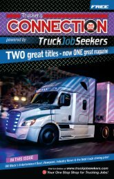 Trucker's Connection - January 2020